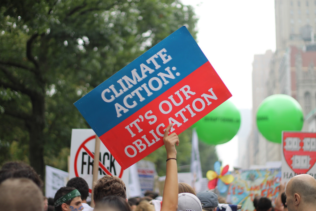 Climate Action: It's Our Obligation