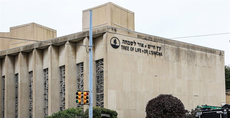 Photo of Tree of Life Synagogue