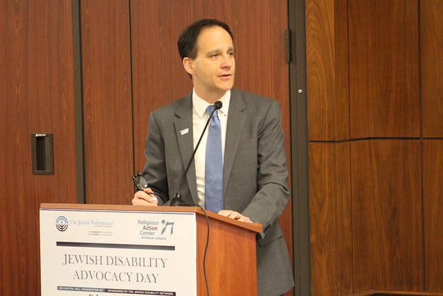 Rabbi Jonah Pesner at JDAD