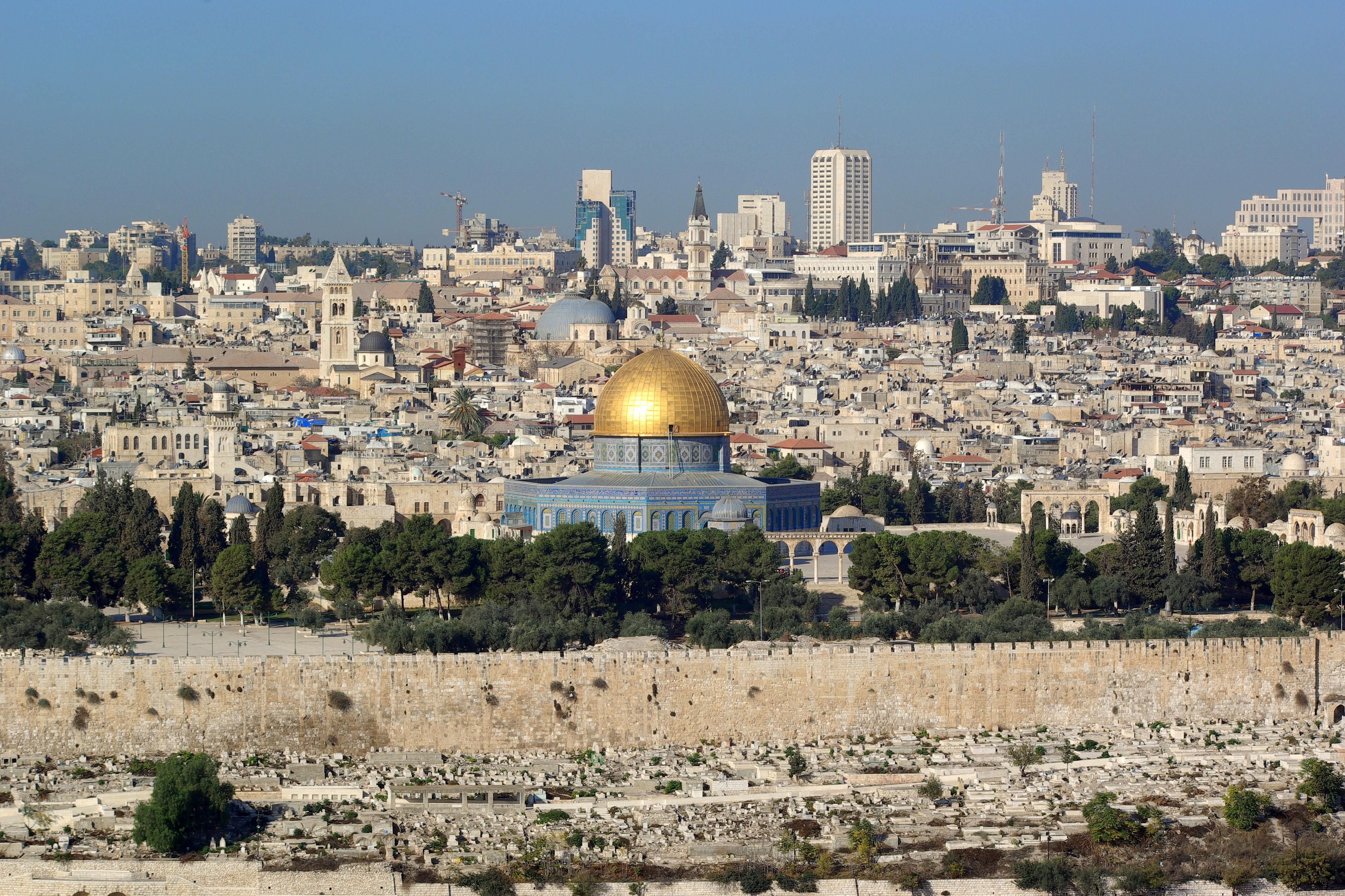 Jerusalem's Skyline