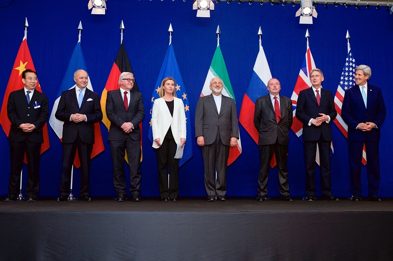 Iranian, P5+1 Foreign Ministers