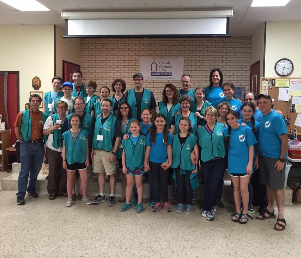 Temple Sinai DC and Temple Emanuel in McAllen Texas