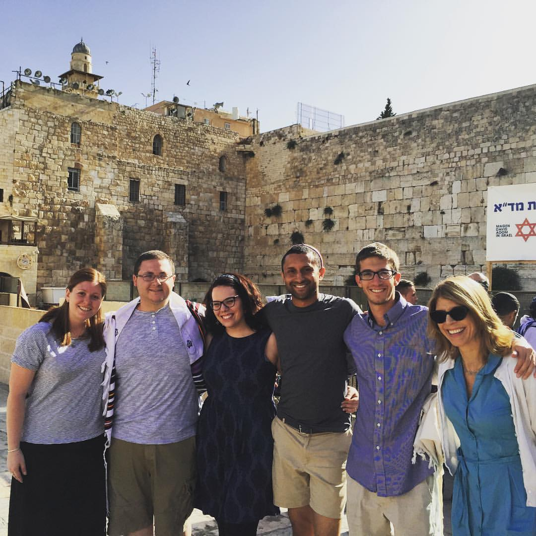 Reform Jews at the Kotel