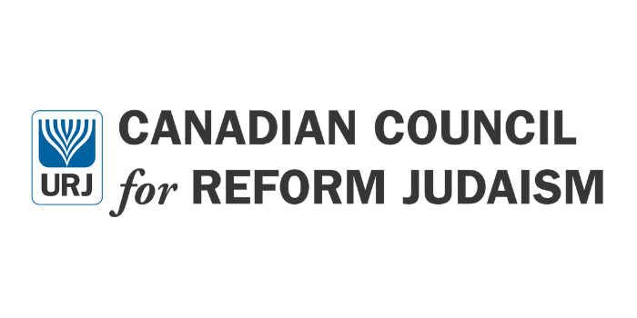 Canadian Council for Reform Judaism logo
