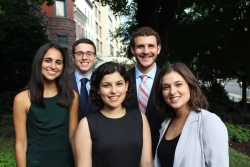 2018-2019 Eisendrath Legislative Assistants